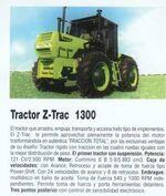 Zanello Z-Trac 1300 4WD-2001