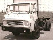 AWD-DODGE K500 4X4 Diesel
