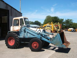 Bray BL30 4X4 loader