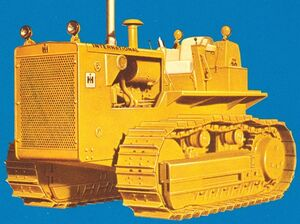 International TD-20B 1967