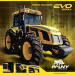 Pauny 250A EVO MFWD brochure - 2013
