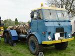 Leyland Hippo LPC 297P an ex RAF machine at Rushden 08 - P5010208
