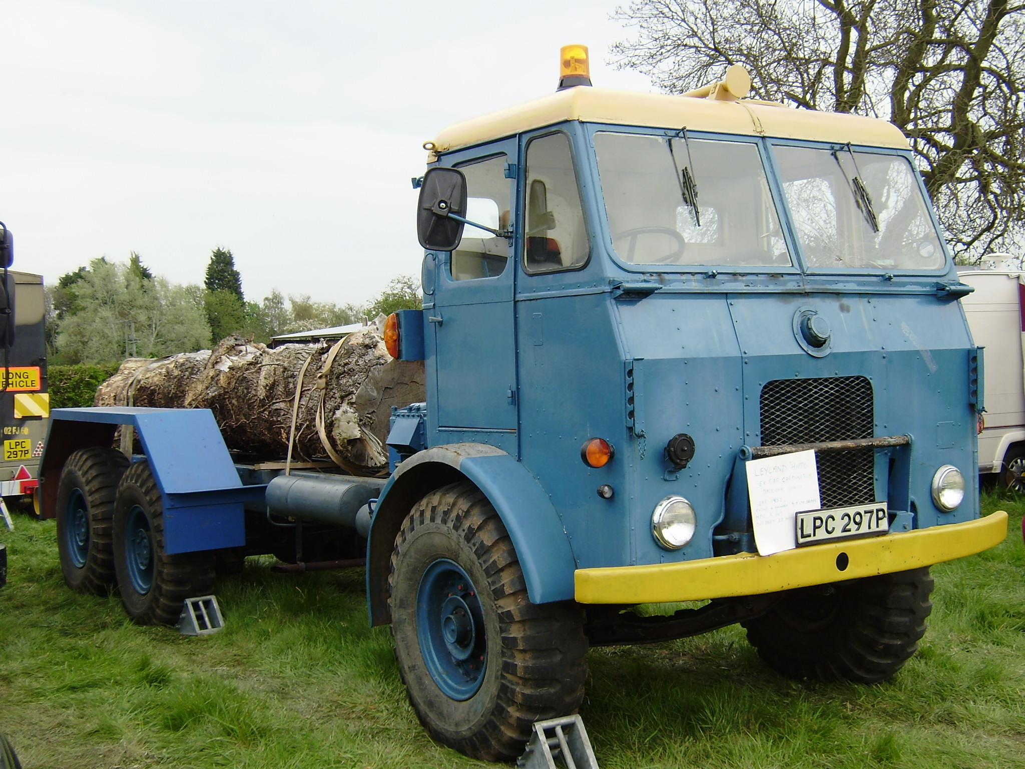 CCMV Classic Commercial Motor Vehicles | Leyland Hippo | 1945 ...