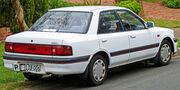 1991-1994 Mazda 323 (BG Series 2) sedan 01