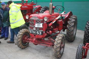 International W-4D reg BTH 53 at Bath 09 - IMG 4918
