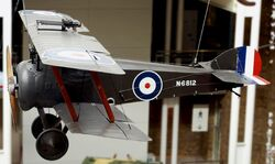 Sopwith Camel at the Imperial War Musuem