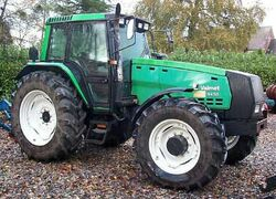 Valmet 8450 MFWD (green) - 1996