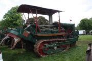 Fowler Gyrotiller at Newby 2012 - IMG 8464