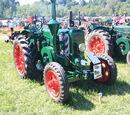 Marshall Tractor sn 1524