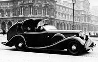 Peugeot 601 C Eclipse 1934 Pourtout