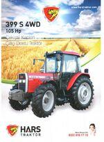 Hars 399 S MFWD (MF) brochure - 2014