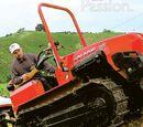 Goldoni Lander 75 V crawler