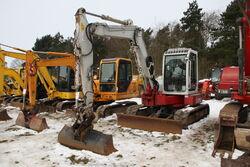 Takeuchi TB180FR excavator - IMG 4355