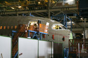 Boeing 787 Section 41 final assembly