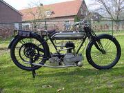 Norton 16 H (490 cc) 1921