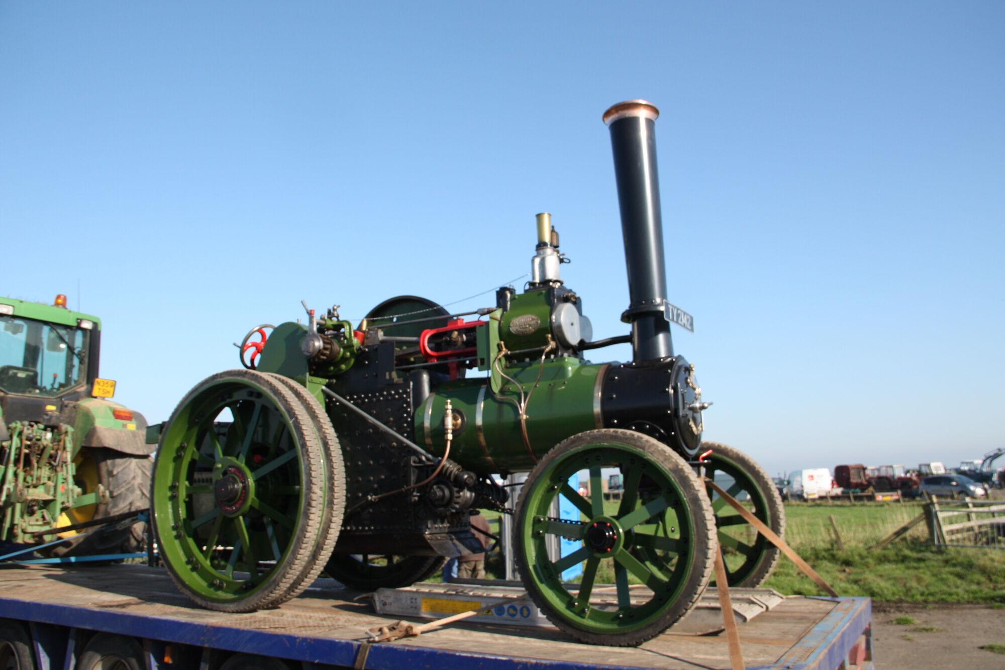 Aveling porter no 11649 tractor construction plant wiki fandom powered by wikia - Porter international wiki ...
