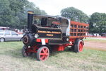 Ransomes sims and jefferies no. 34270 - Matilda - SV 9177 at Bill targett rally 2011 - IMG 5181