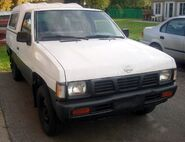 '93-'97 Nissan Hardbody Truck Regular Cab