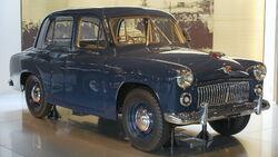 1953 Toyopet Super RHN 01