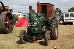 Field Marshall 4847 with winch FSV 486 at Barleylands 09 - IMG 8501
