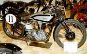 Norton International M30 500 cc OHC Racer 1937