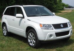 2010 Suzuki Grand Vitara Limited 3 -- 05-12-2010