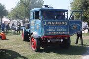 Sentinel wagon sn 9003 Pendle lady reg VE 9963 at Southport 09 - IMG 7535