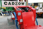 Cadzow - Faymonville modular low loader at Hillhead 2012 - IMG 1313