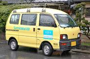 Mitsubishi Minicab 001
