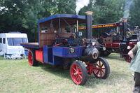 Mann no. 881 Wagon Uncle Walt reg TF 2598 at Bloxham 09 - IMG 5853