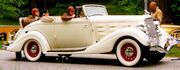 Hudson Eight Convertible Coupe 1934