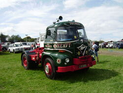 Foden S21 tractor unit