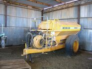 Chamberlain air sow seeder
