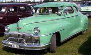 De Soto Club Coupe 1947