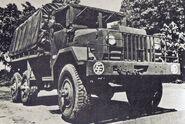 Engesa EE-25 truck