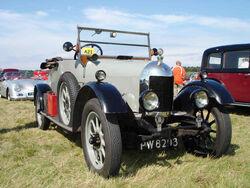 Morris Cowley Bullnose 1926