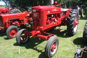 Farmall M sn D3826 reg RFF 439 at Woolpit 09 - IMG 1280