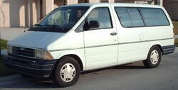 Ford Aerostar LWB 1992-97