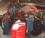Valtra S240 MFWD (red) - 2003
