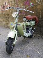 Lambretta 125 D 1952 a