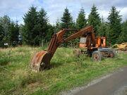 Brøyt hydraulic excavator
