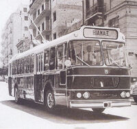 Biamax trolley