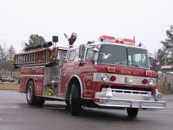 Helena Fire Department Engine 62 Helena Alabama