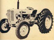 Malkotsis tractor