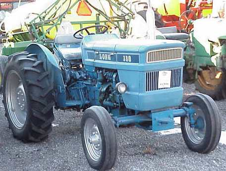 1974 long tractor paint code - Yesterday's Tractors