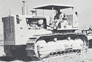 International TD-25C Custom Application 1972