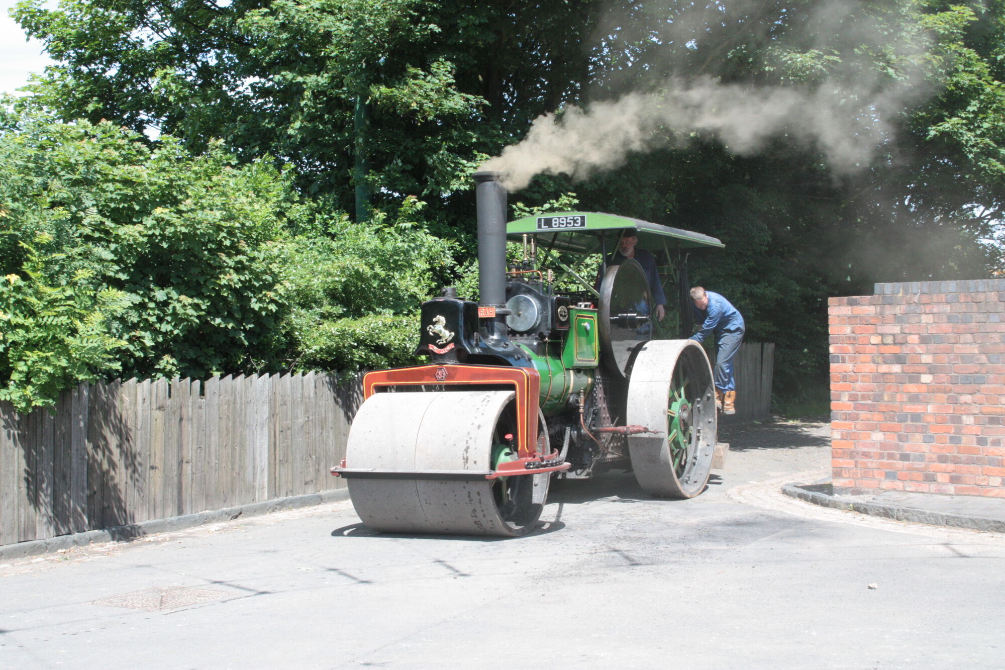 Black country steam event 2010 tractor construction plant wiki fandom powered by wikia - Porter international wiki ...