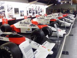 Donington McLaren Hall 3