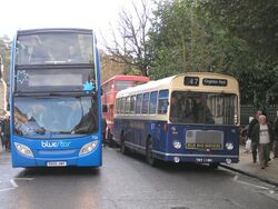 Winchester Bus Day 2007
