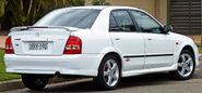 2002-2003 Mazda 323 (BJ Series 2) Protegé SP20 sedan 02